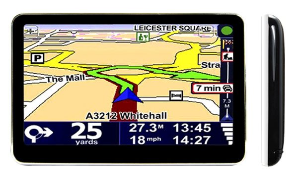 worlds thinnest gps