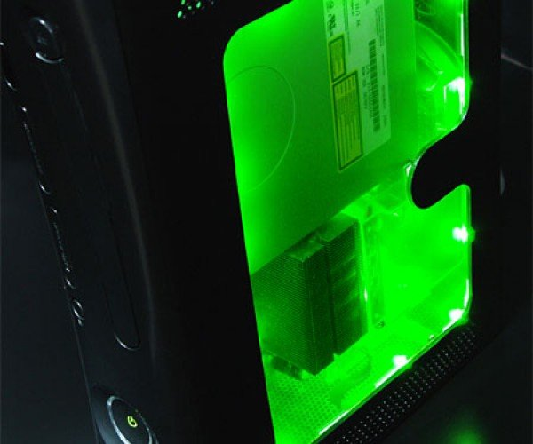 Xcm_Black_Light_Case_Xbox_360_Green