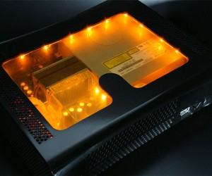 xcm black light case xbox 360 orange 300x250