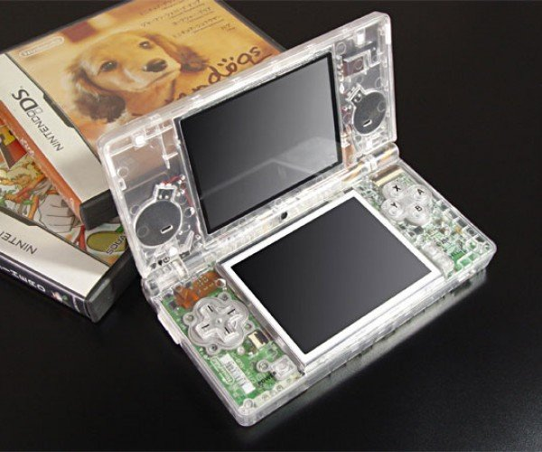 Xcm Eye Candy Nintendo Dsi Clear Case