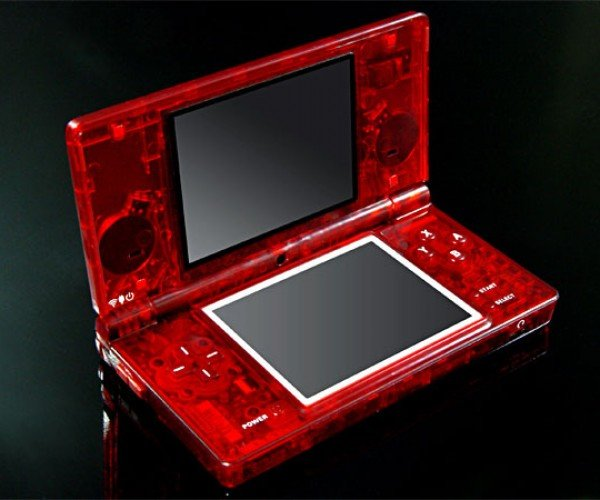 Xcm Eye Candy Shells Give Nintendo Dsi a Delicious Coating