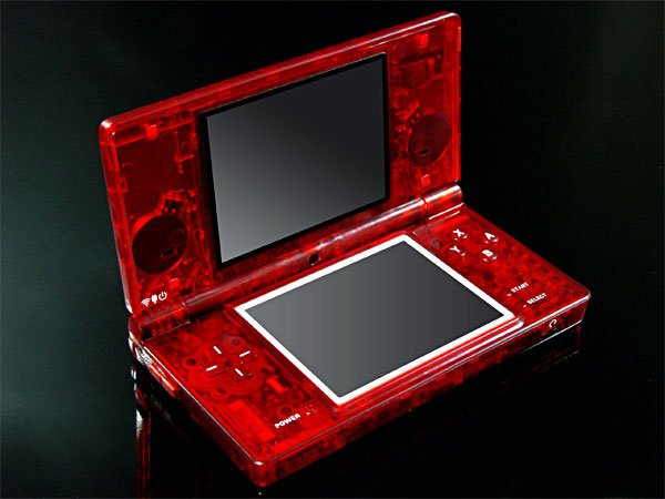 xcm eye candy dsi red