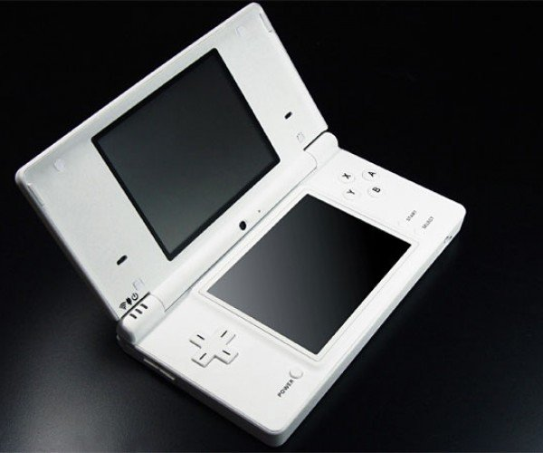 Xcm Eye Candy Nintendo Dsi White Case