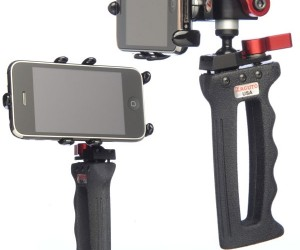 Zgrip iPhone 3gs Handgrip to Help Steady Video Shoots – for a Price