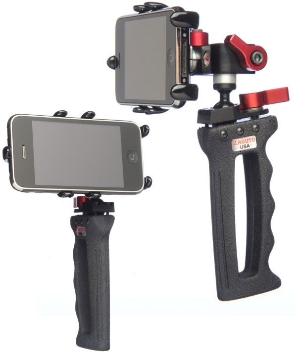 zgrip iphone 3gs mount