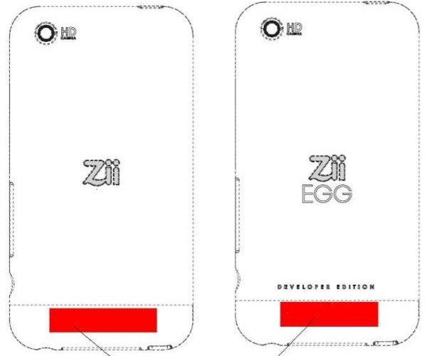Creative'S Zii Pmp Snitched by Fcc, May have Built-in HD Camera: Ziis is Gonna be Awesome