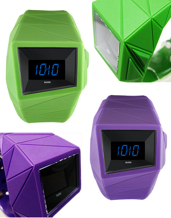 alessi daytimer watches