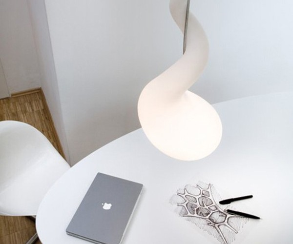 Alien Lamp Might have Been Designed by an Alien