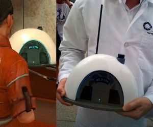 Aperture Science Radio Gets the Real World Treatment