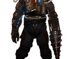 big daddy back bioshock 2 300x250