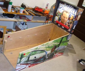 Ben Heck's Next Project: the Bill Paxton Pinball Machine