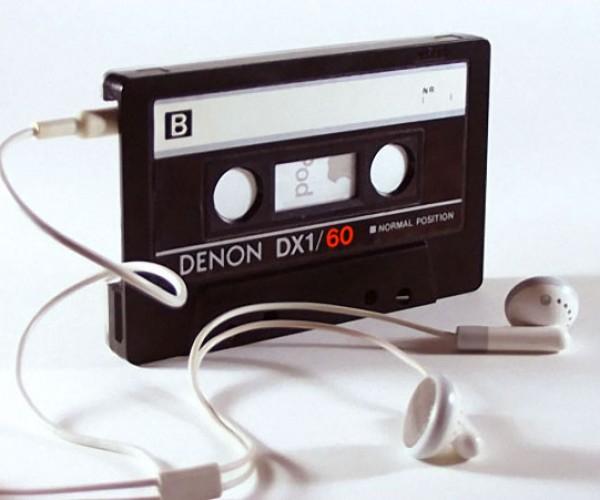 45 Nano iPod Nano Cassette Tape Case Makes for a Confusing Title