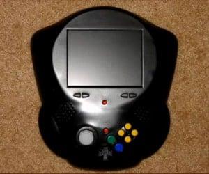 Nintendo 64 + Lazer Doodle + Psone = Darth64
