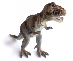 T-Rex USB Drive: Dinosaurs Became Extinct So You Could Save Your Data