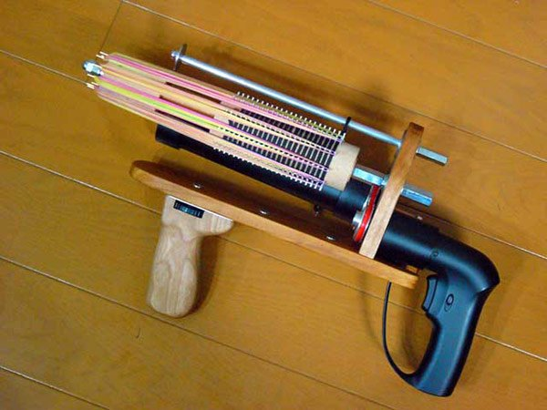 You will learn how to make a homemade tattoo gun, using household items.