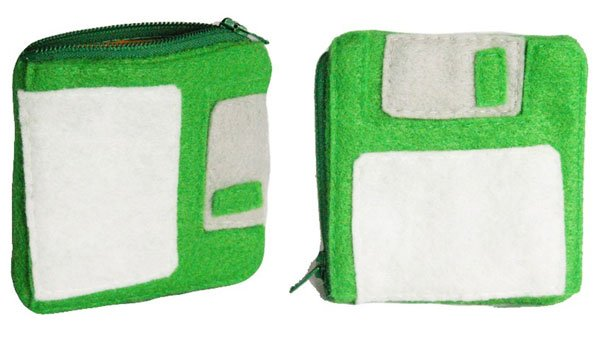 floppy disk coin purse 12