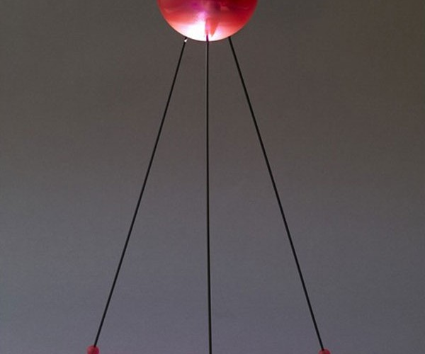 Glowing_LED_Lamp_Red