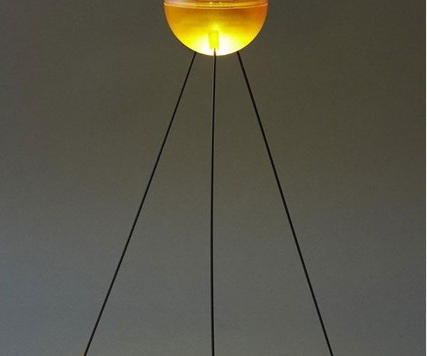 Glowing_LED_Lamp_Yellow
