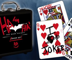 Joker Poker Set Will Make Any Batman Fan Smile