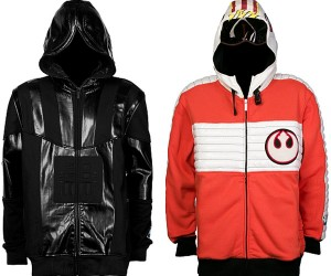 Marc Ecko Limited Edition Star Wars Hoodies: Style Blessed by the Force