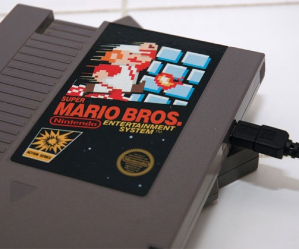 NES Cartridge Hard Drives Could Store Every 8-Bit Game Ever Made