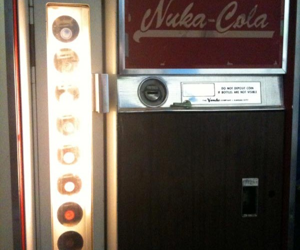 Nuka Cola Vending Machine: Nuke-a-Licious!