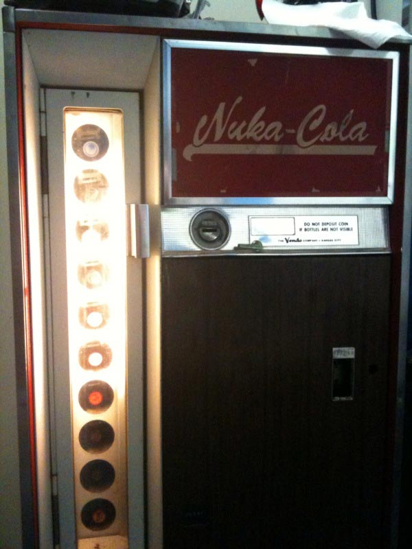 nuka cola machine 1