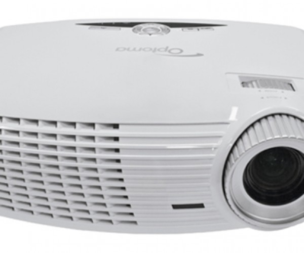 Optoma Hd20 Projector: 120 Inches of Hi-Def for $1000! *Head Asplodes*