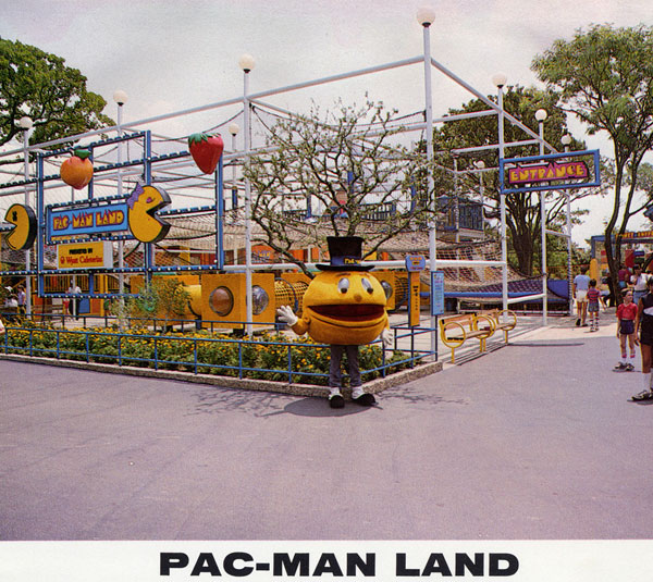 pac man land