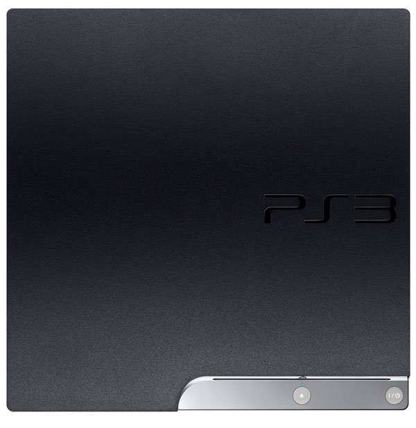 ps3 slim top
