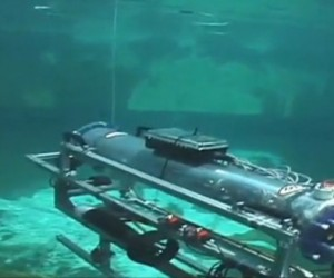 Robot Submarines Zip Through Obstacles, Fire Torpedoes, Ensure That We have No Place to Hide