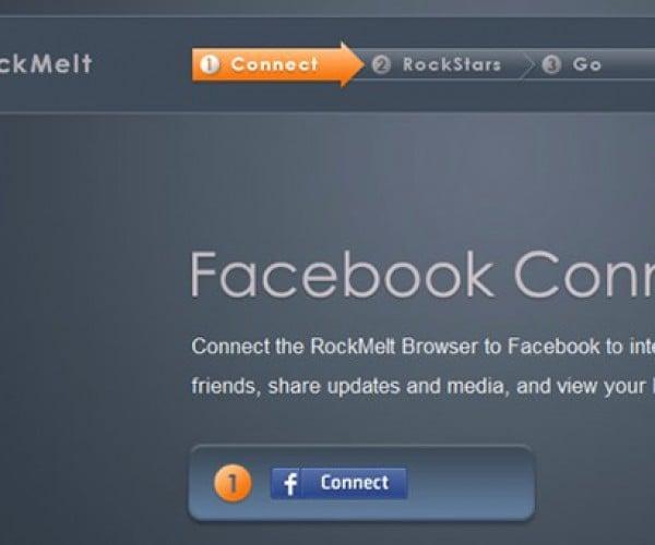 Rockmelt, a Facebook-Integrated Browser: Wtf or Ftw?