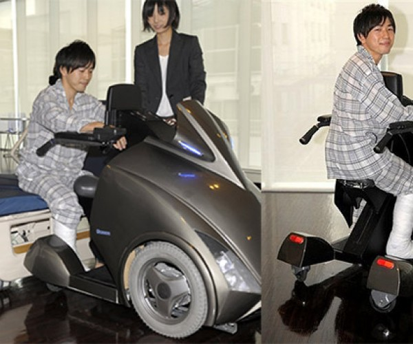 Rodem Next-Gen Wheelchair Doesn'T Look Like a Wheelchair at All