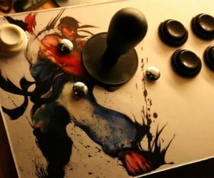 Wireless Xbox 360 Arcade Joysticks for Pulling Off Your Ultimate Combo Moves