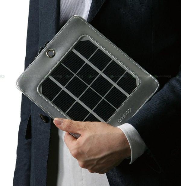 sanyo eneloop portable solar 1