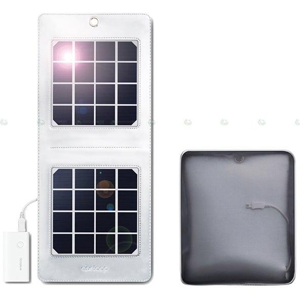 sanyo eneloop portable solar 2