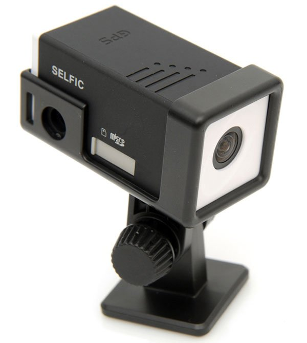 selfic cube black box camera