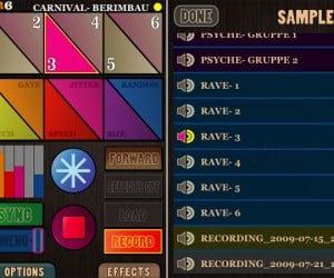 Star6 iPhone Sampler Synth Lets You Rave Out in Real Time