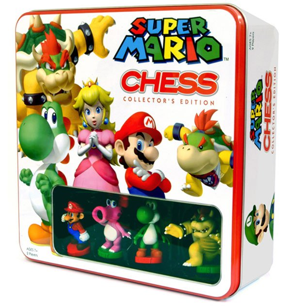 super mario chess 2