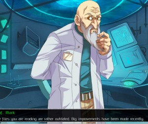 Bionic Heart: a Visual Novel for the Rest of Us