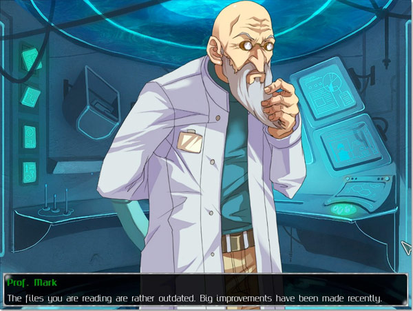 bionic heart visual novel