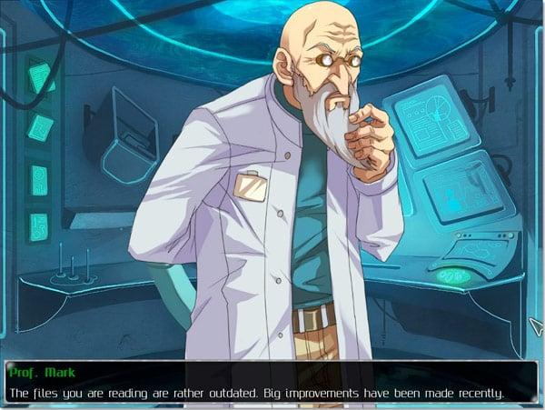 bionic heart visual novel