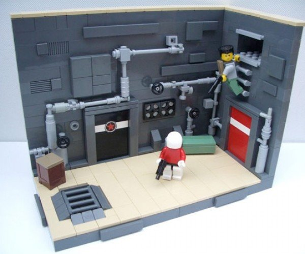 That was Fast: Shadow Complex in LEGO