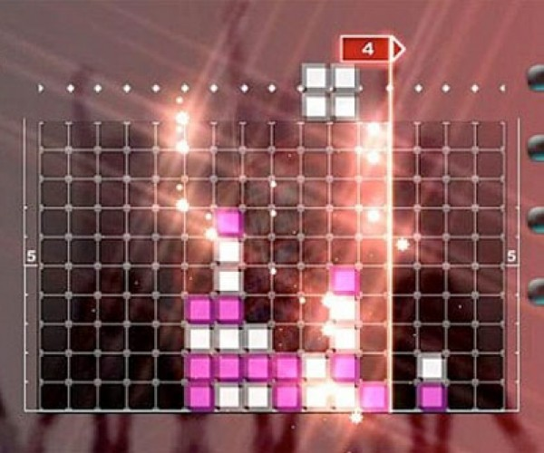 Lumines for iPhone: Might as Well Solder It to Your Hand Now
