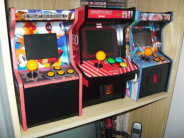 mini arcade cabinet neo geo