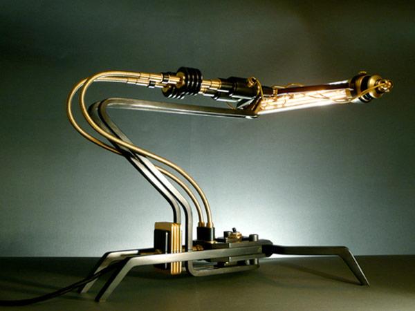 frank buchwald steampunk lamp