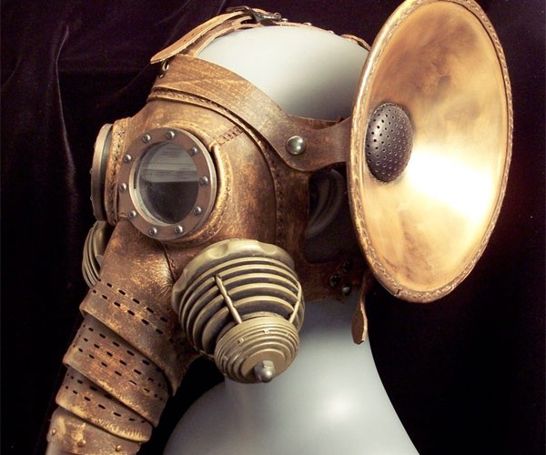 Be Your Own Elegant, Steampunk Elephant Man