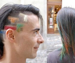 At Least It'S Not Permanent: Tetris Hair