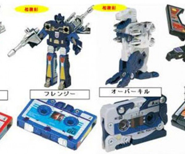 Decepticon Microcassettes: Where'S Soundwave?