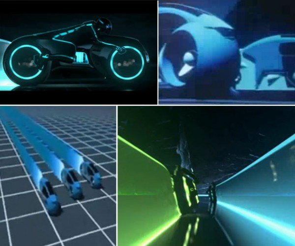 TRON 2010 Vs. TRON 1982: Guess Who Wins?